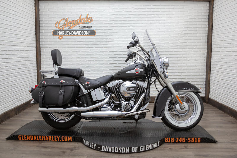 2017 Harley-Davidson FLSTC - Heritage Softail Classic for sale 60410