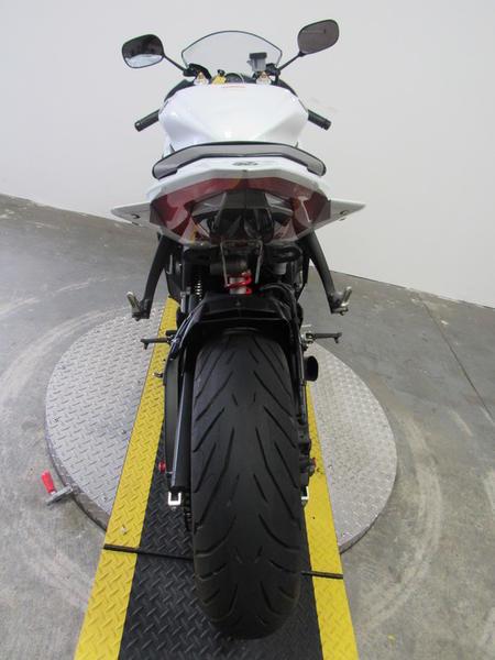 2012 Yamaha R6 5