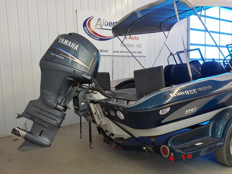 2007 Ranger Boats boat for sale, model of the boat is 1850 VS Reata & Image # 7 of 7