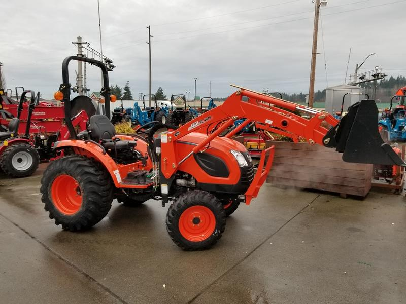 2019 KIOTI CK10 Series CK2610 HST | Town & Country Tractors