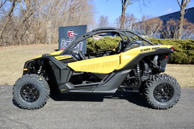2018 Can-Am™ Maverick X3 X DS Turbo R 2