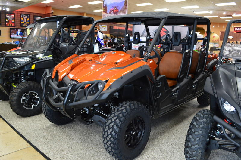 2020 Yamaha Viking Vi Eps Ranch Edition Alamo Cycle Plex