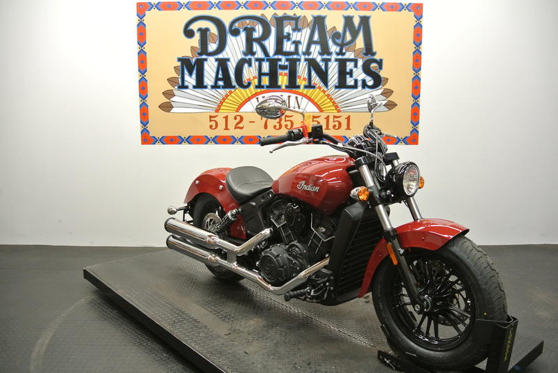 Indian Scout Sixty ABS Indian Motorcycle Red -- Dream Machines Indian 2017 Indian Motorcycle Scout Sixty ABS Indian Motorcycle R