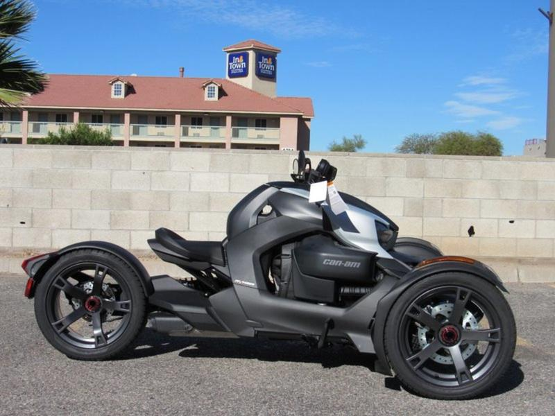 2019 Can-Am® Ryker 600 ACE™ | RideNow Ina
