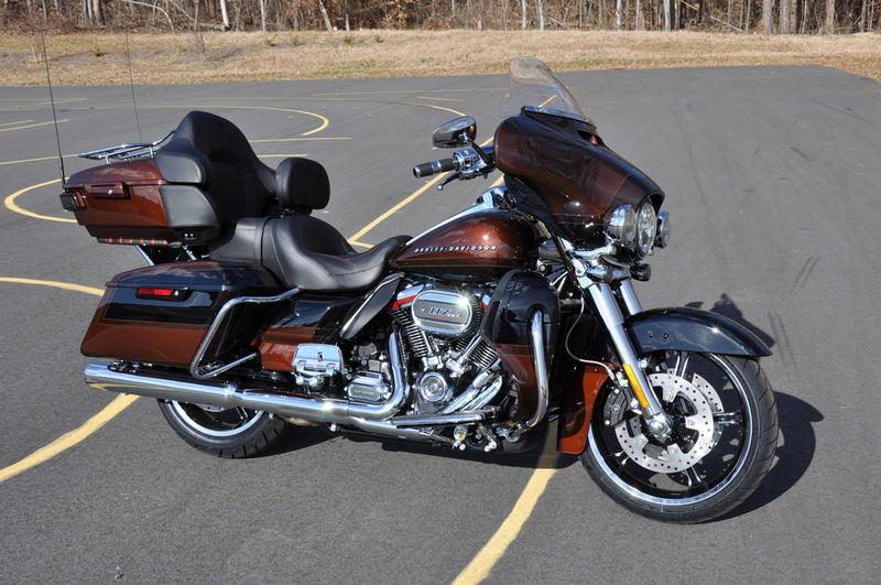 2019 Harley-Davidson® FLHTKSE - CVO™ Limited | Riding High