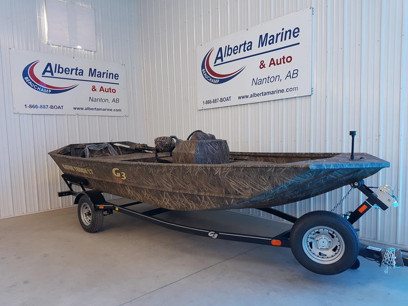 For Sale: 2018 G3 Boats Gator Tough 17 Ccj ft<br/>Alberta Marine