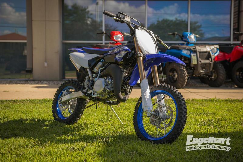 2018 Yamaha YZ65 2