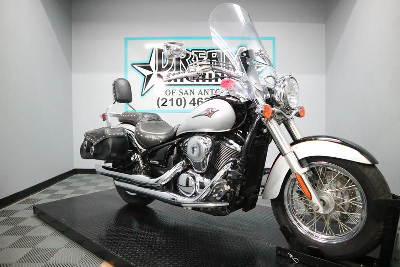 2007 Kawasaki Vulcan 900 Classic Lt Dream Machines Of San