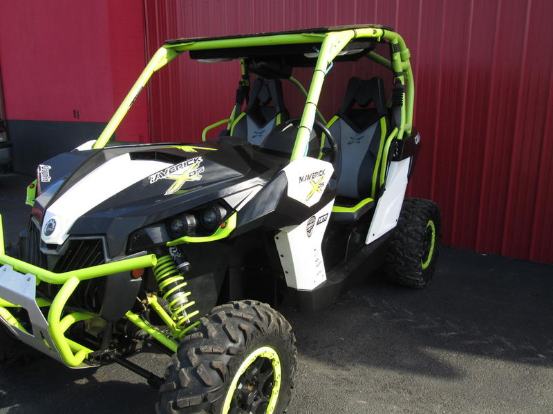 2015 Can-Am™ Maverick X ds 1000R 7