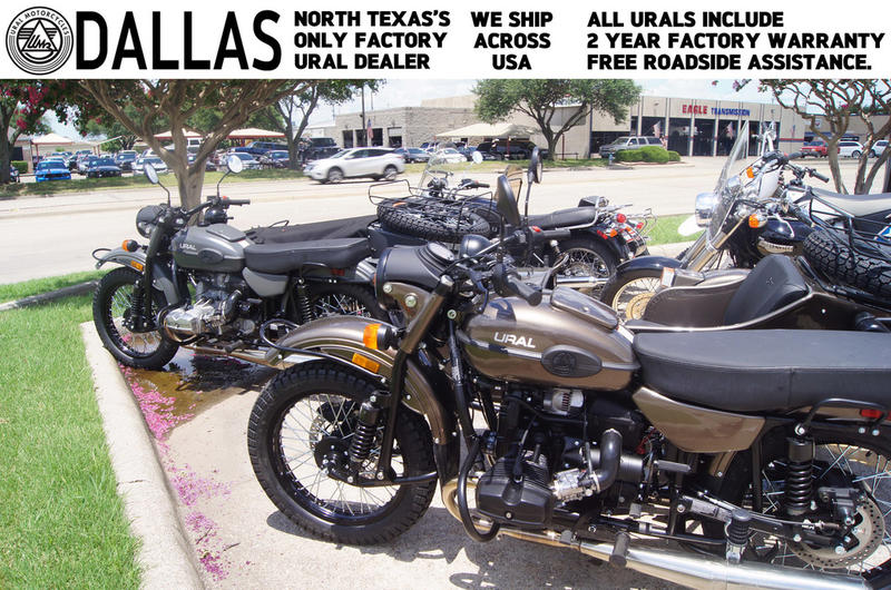 2018 Ural Gear Up | BMW Motorcycle of North Dallas