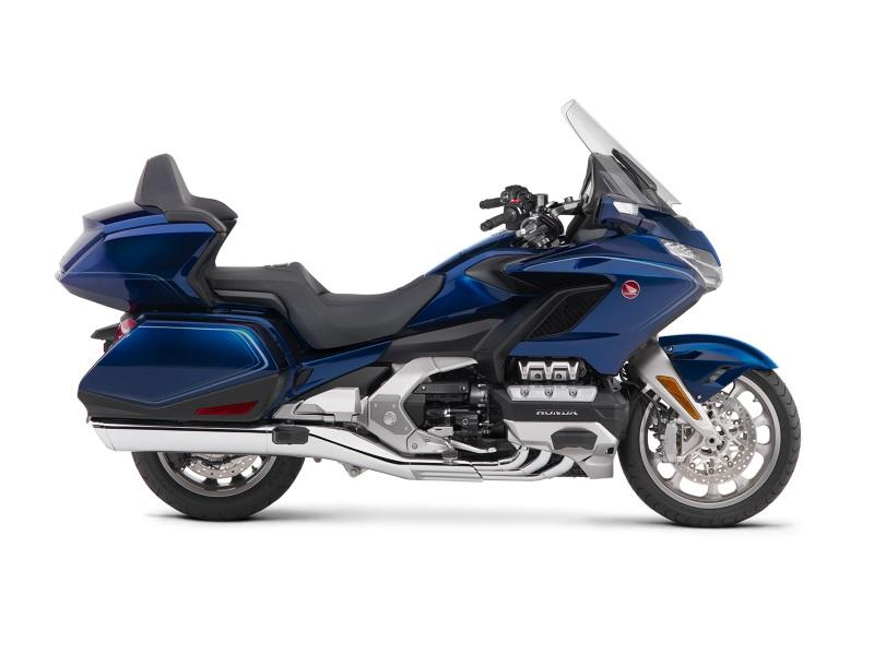 2018 Honda Gold Wing Tour Automatic DCT Pearl Hawkseye Blue for sale 62404