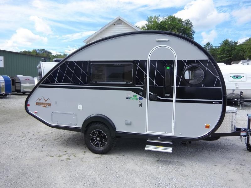 2020 Nucamp T B Teardrop Campers 400 Boondock Lite 2877