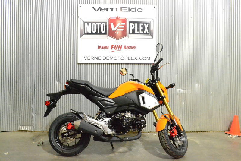Honda Grom Price >> 2020 Honda Grom Stock 203349f Vern Eide Motoplex