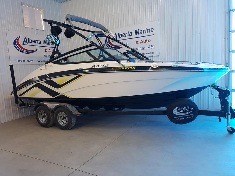 For Sale: 2015 Yamaha 212x ft<br/>Alberta Marine