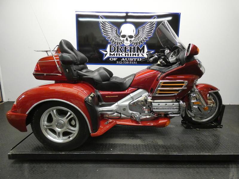 2001 Honda Gold Wing Champion Trike GL1800 | Dream Machines