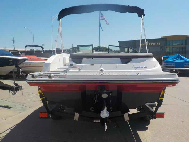 2020 Sea Ray boat for sale, model of the boat is SPX 190 & Image # 8 of 14