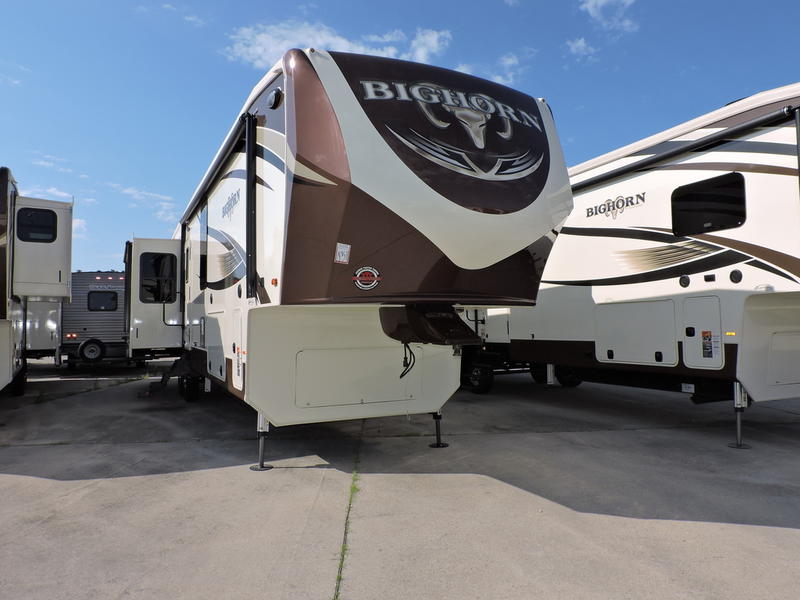 Heartland Bighorn Fifth Wheels For Sale In North And South Houston, Texas