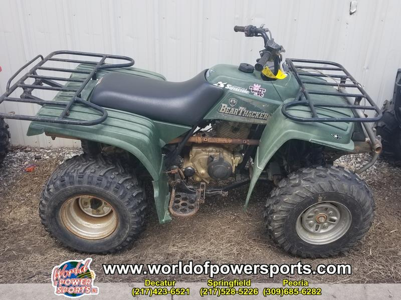 1999 yamaha yfm25xlgr beartracker 250