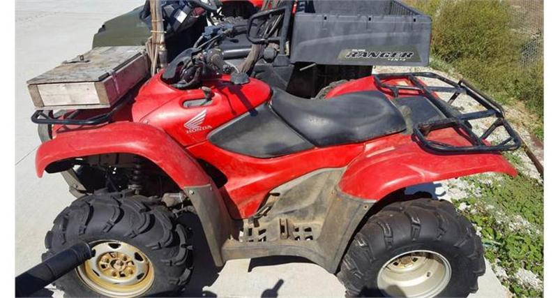 2010 FourTrax Rancher