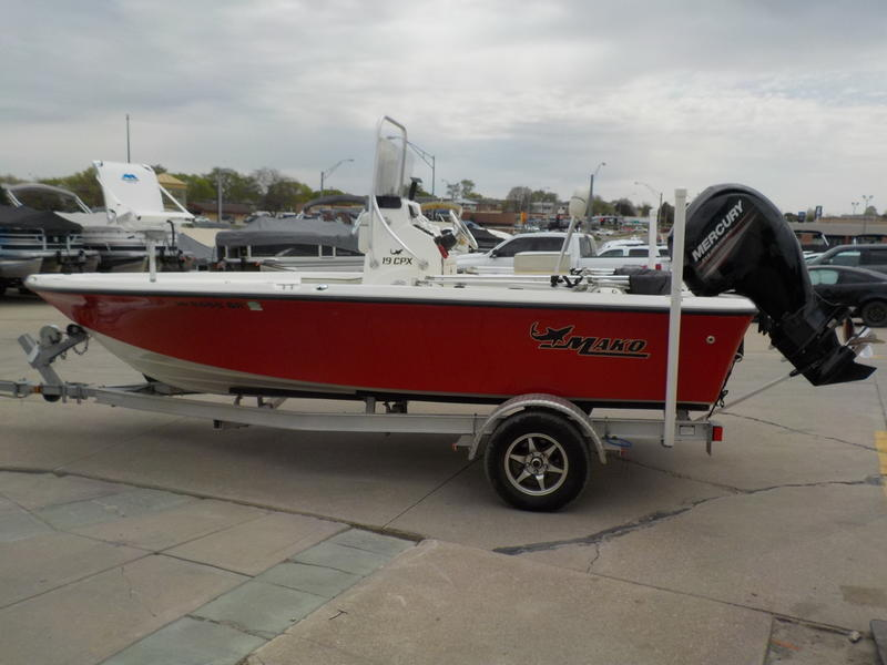 2015 Mako boat for sale, model of the boat is 19 CPX & Image # 6 of 21