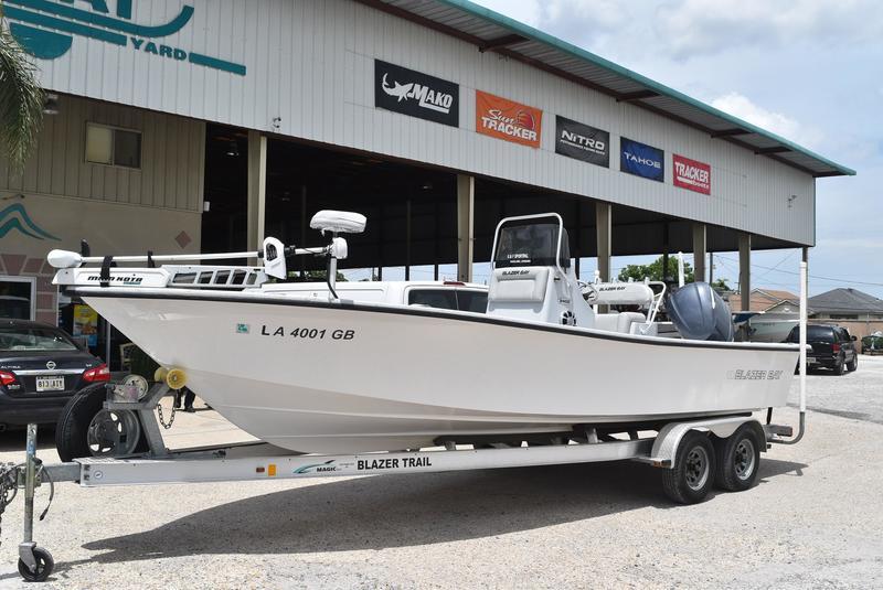 Used  2014 Blazer Boats Bay 2400 Bay Boat in Marrero, Louisiana