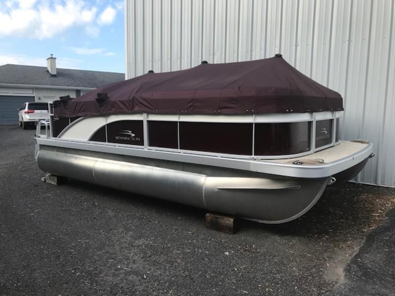 2019 BENNINGTON 18 SL / S CRUISE for sale