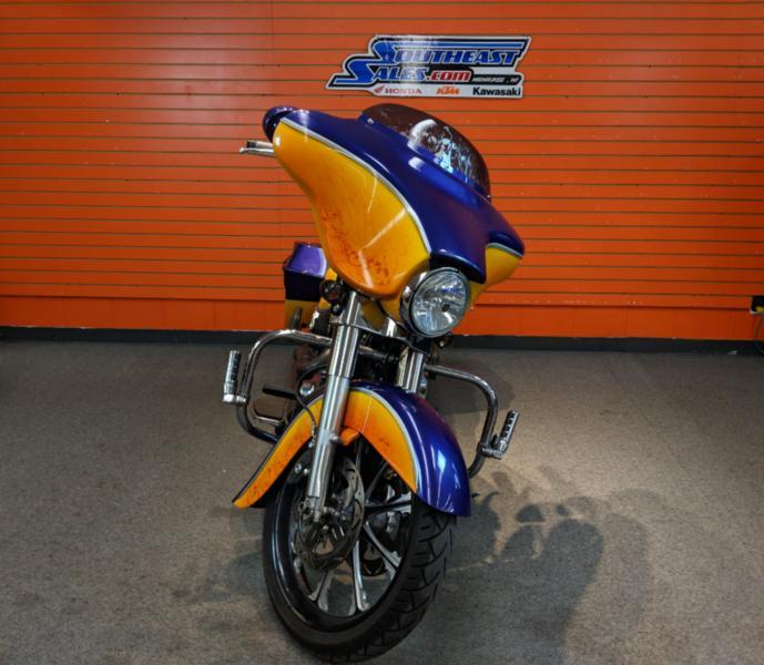 2009 Harley-Davidson FLHX - Street Glide 4