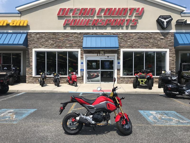 2018 Honda® Grom | Ocean County Powersports