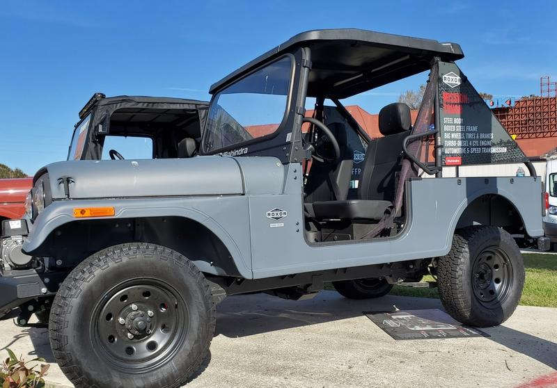 New  2019 Mahindra ROXOR Rugged Golf Cart / Utility in Houma, Louisiana