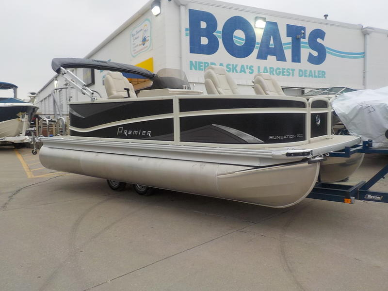 2018 PREMIER PONTOONS SUNSATION 200D for sale