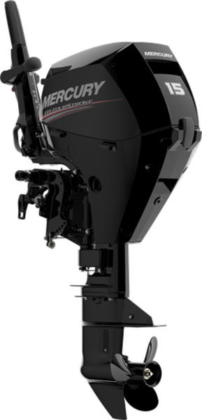 New  2018 Mercury Marine® ME 15 MH 4-STROKE Outboard in Hammond, Louisiana
