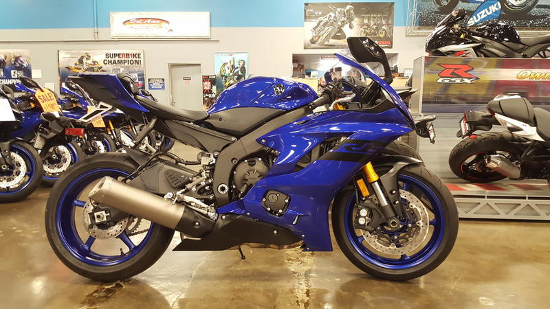 2018 Yamaha YZF-R6 for sale 157033