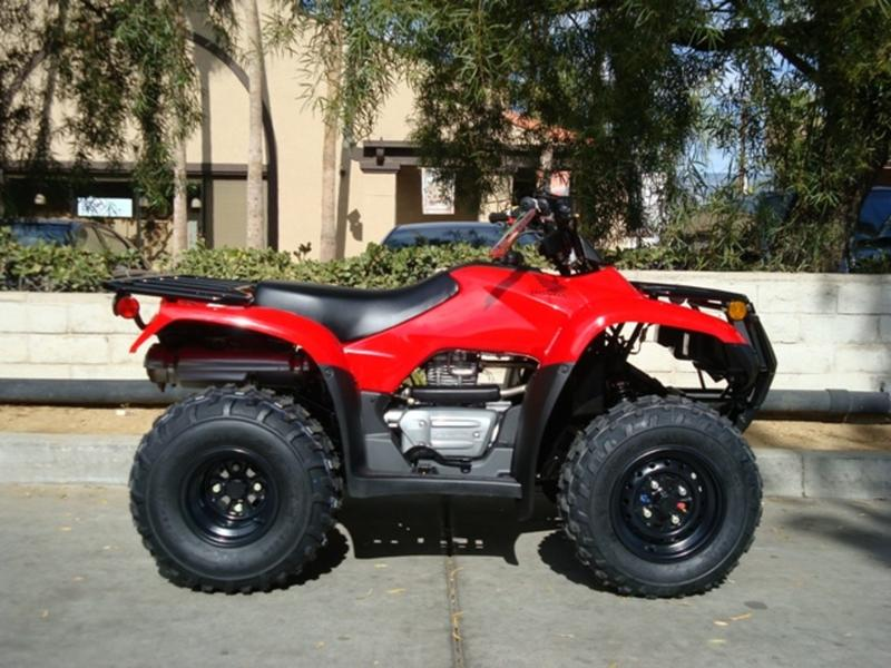 2019 Honda FourTrax Recon 3