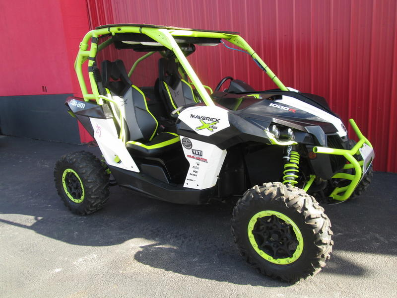2015 Can-Am™ Maverick X ds 1000R 2