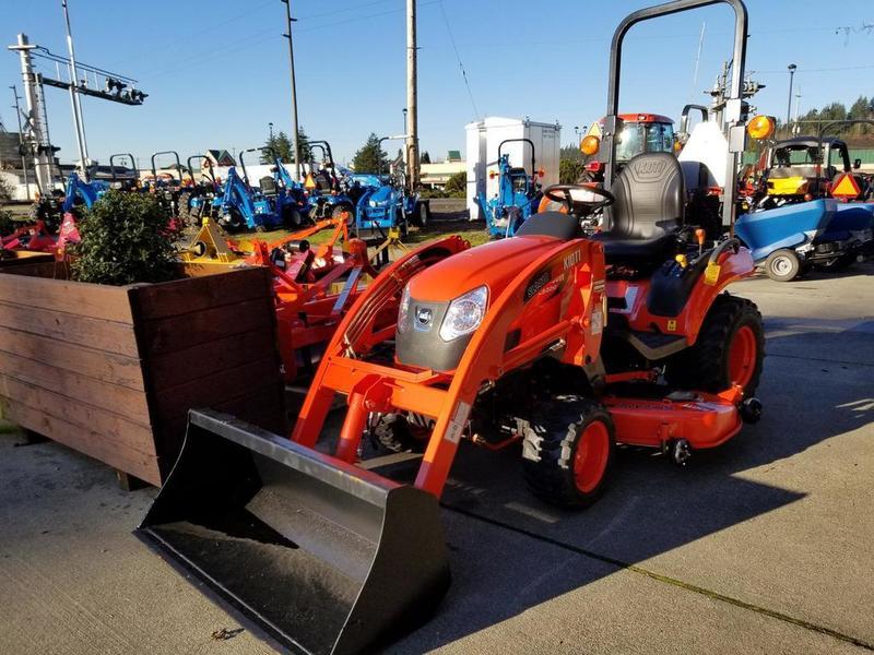 2018 KIOTI CS2210   Town & Country Tractors, Inc