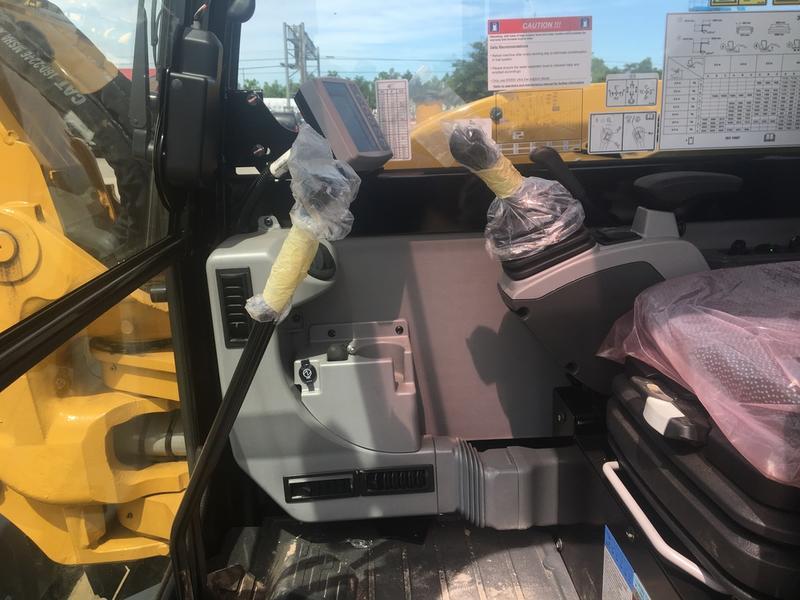 2018 CATERPILLAR 308E2 CR MINI EXCAVATOR