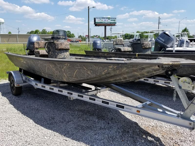 New  2018 War Eagle 961 Blackhawk Fishing Boat in Gulfport, Mississippi