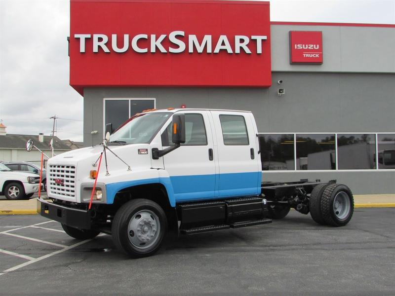2006 GMC Cab & Chassis Cab Chassis Truck