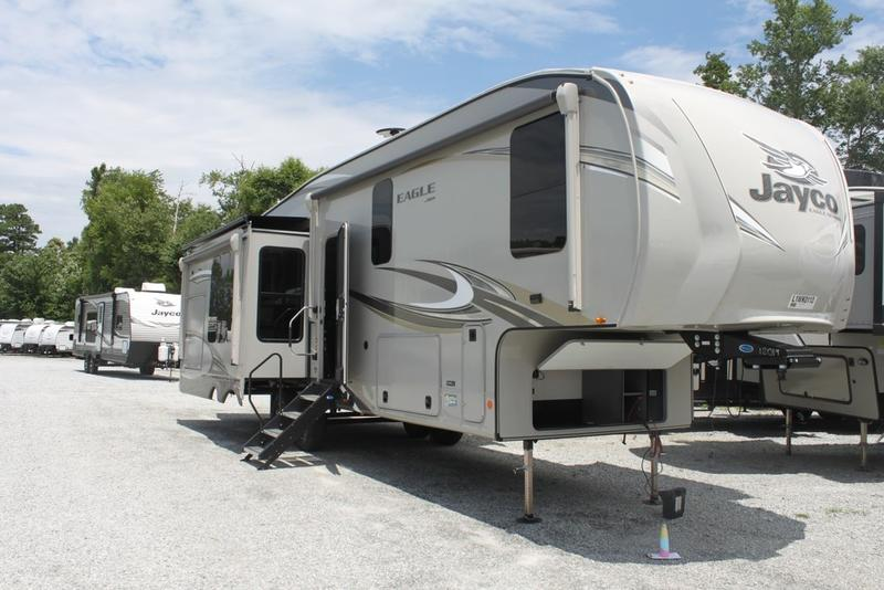 2020 Jayco Eagle 317RLOK Miles RV Center LLC