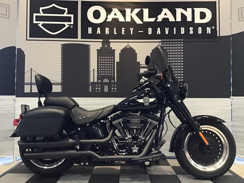 2017 Harley-Davidson® FLSTFBS - Fat Boy® S | Oakland Harley