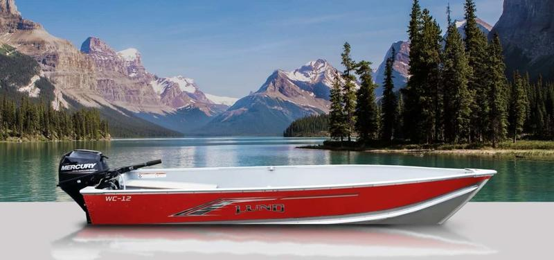For Sale: 2020 Lund Wc-12 Fishboat ft<br/>Alberta Marine