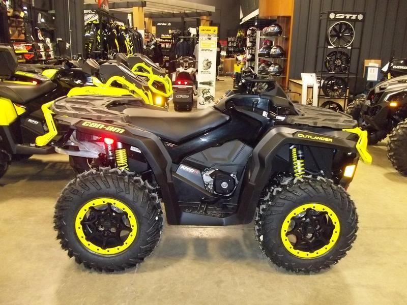 2020 Can-Am ATV Outlander™ XT-P™ 1000R