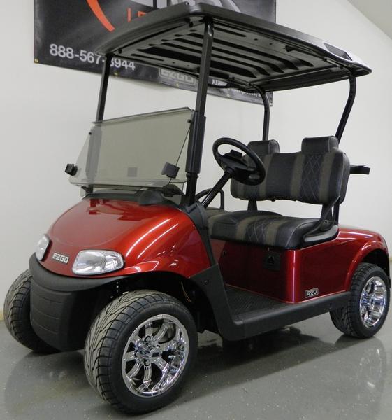 2019 E-Z-GO Freedom® RXV® Gas | LeisureTime Golf Cars