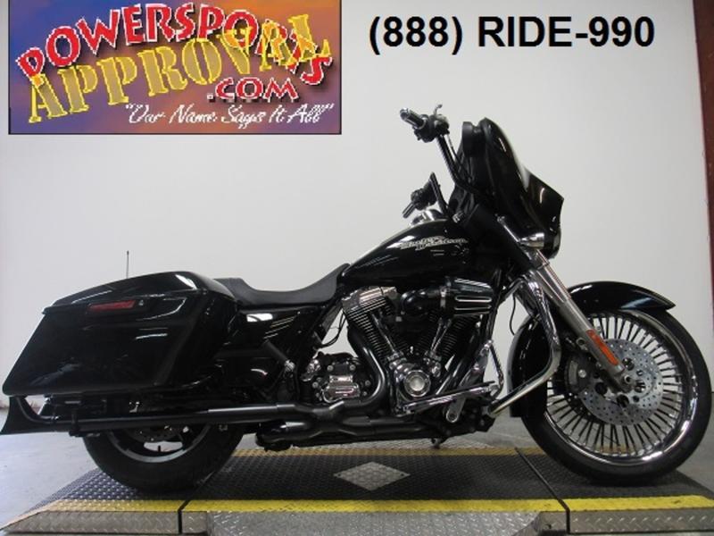 2014 Harley-Davidson FLHX - Street Glide for sale 132635
