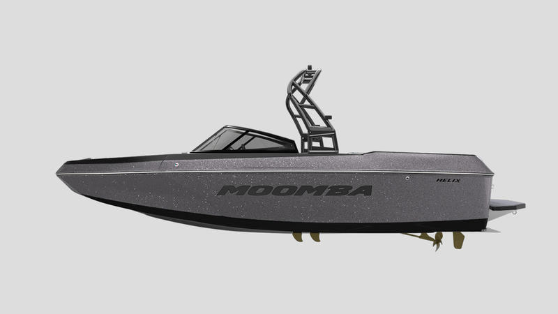 For Sale: 2018 Moomba Helix ft<br/>Bay Marine