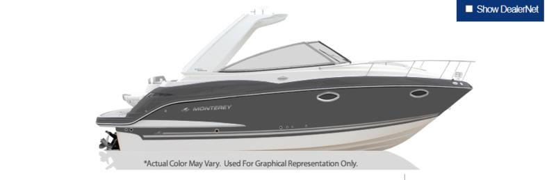 For Sale: 2019 Monterey 275sy ft<br/>Bay Marine