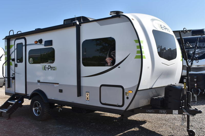 2020 Forest River Flagstaff E Pro E19fbs 08851 Rv Land