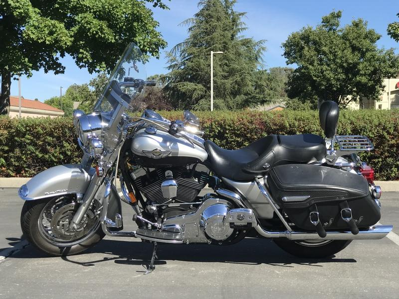 Incredible 2003 Harley Davidson Flhrc Road King Classic Harley Alphanode Cool Chair Designs And Ideas Alphanodeonline