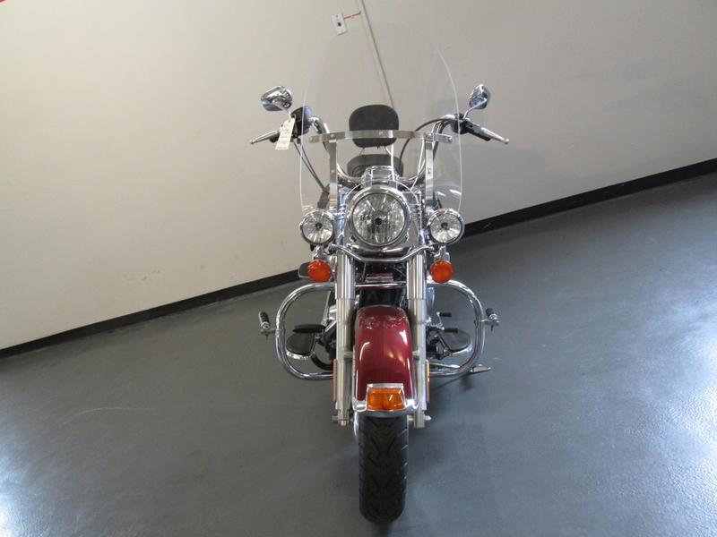 2009 Harley-Davidson FLSTC - Heritage Softail 9