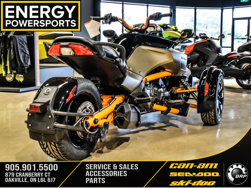 2019 Can-Am ATV Spyder® F3-S Special Series | 5 of 21